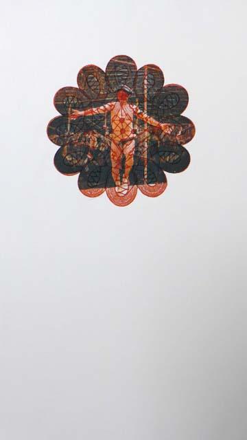 Bolillo chamanico / shamanic Bun